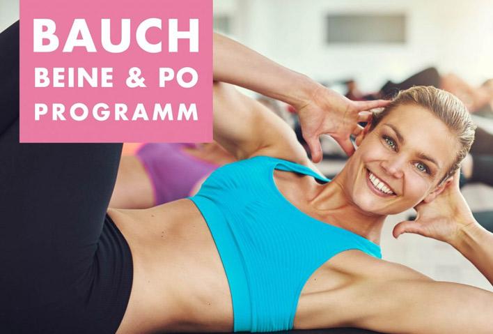 Bauch, Beine & Po Programm